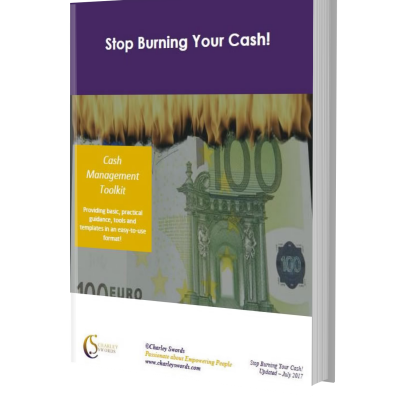 Cash Management 3D Ebook Cover